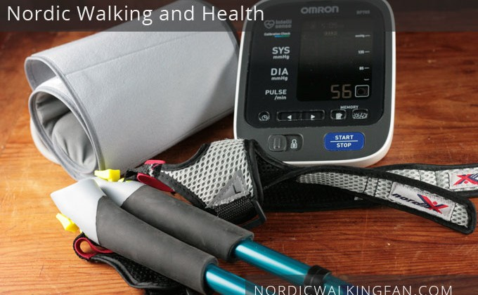 The Health Benefits of Nordic Walking