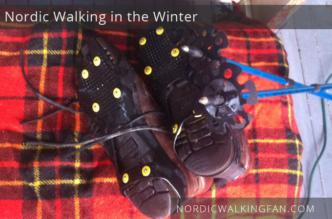 Nordic Walking in the Winter