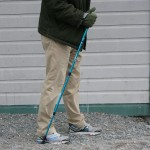 How to hold a Nordic Walking Pole