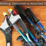 Nordic Walking: Detached vs Attached Straps