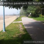 Boardwalk vs Paved Surface